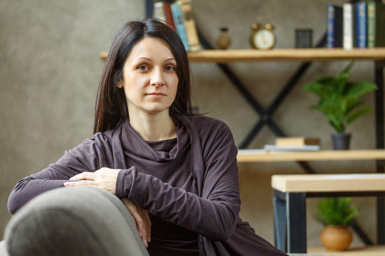 Марианна Гринишин рассказала о работе в IT
