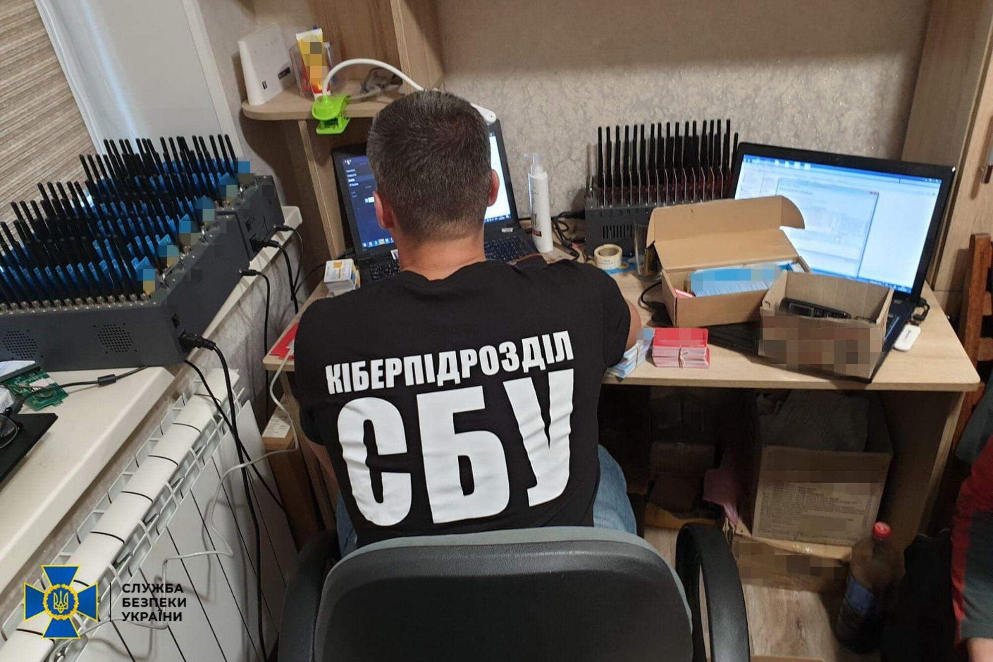 Обыски силовиков .