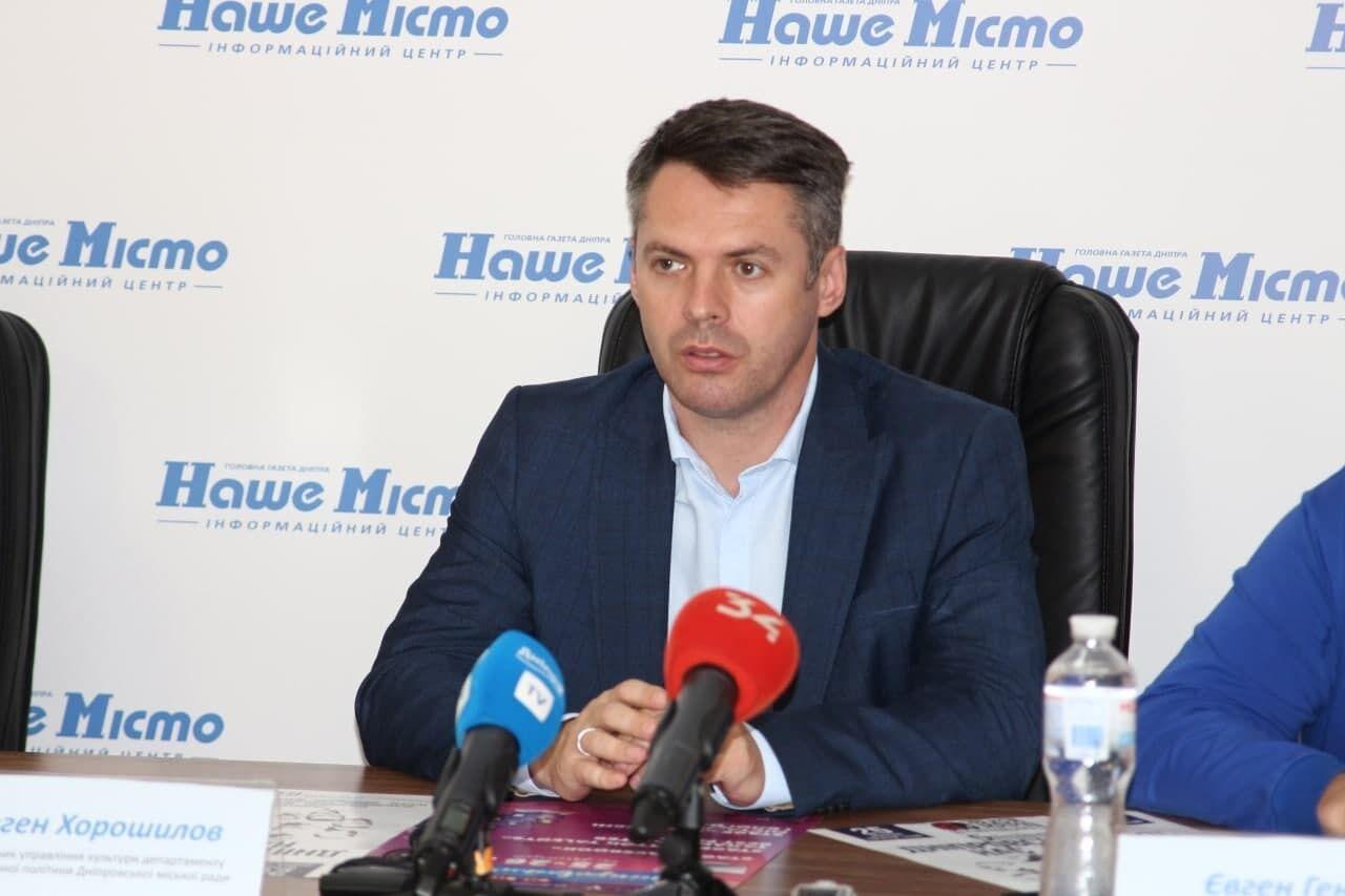 Хорошилов отметил, что аналогов этому фестивалю нет в Украине