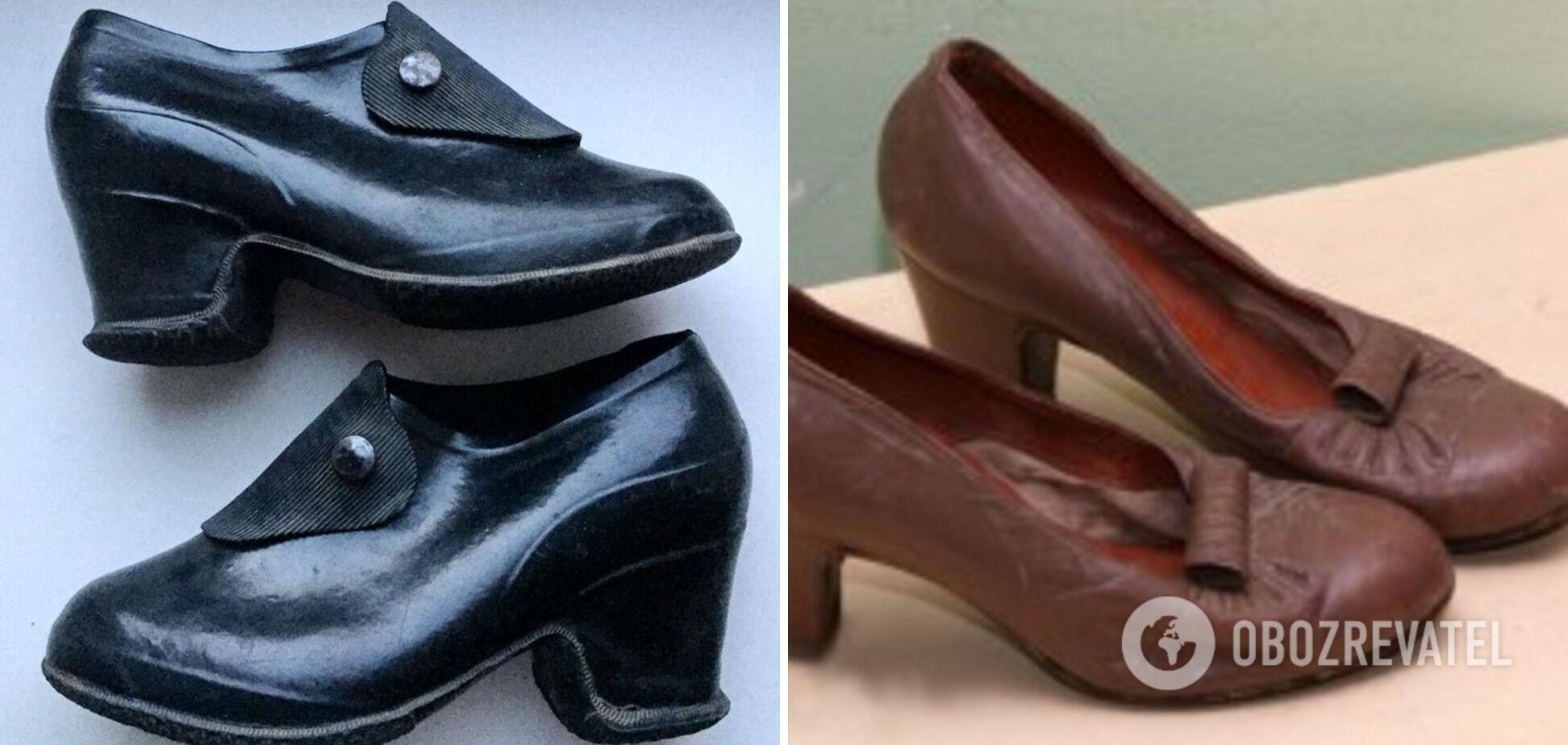 В СССР все женщины ходили на небольших каблуках.