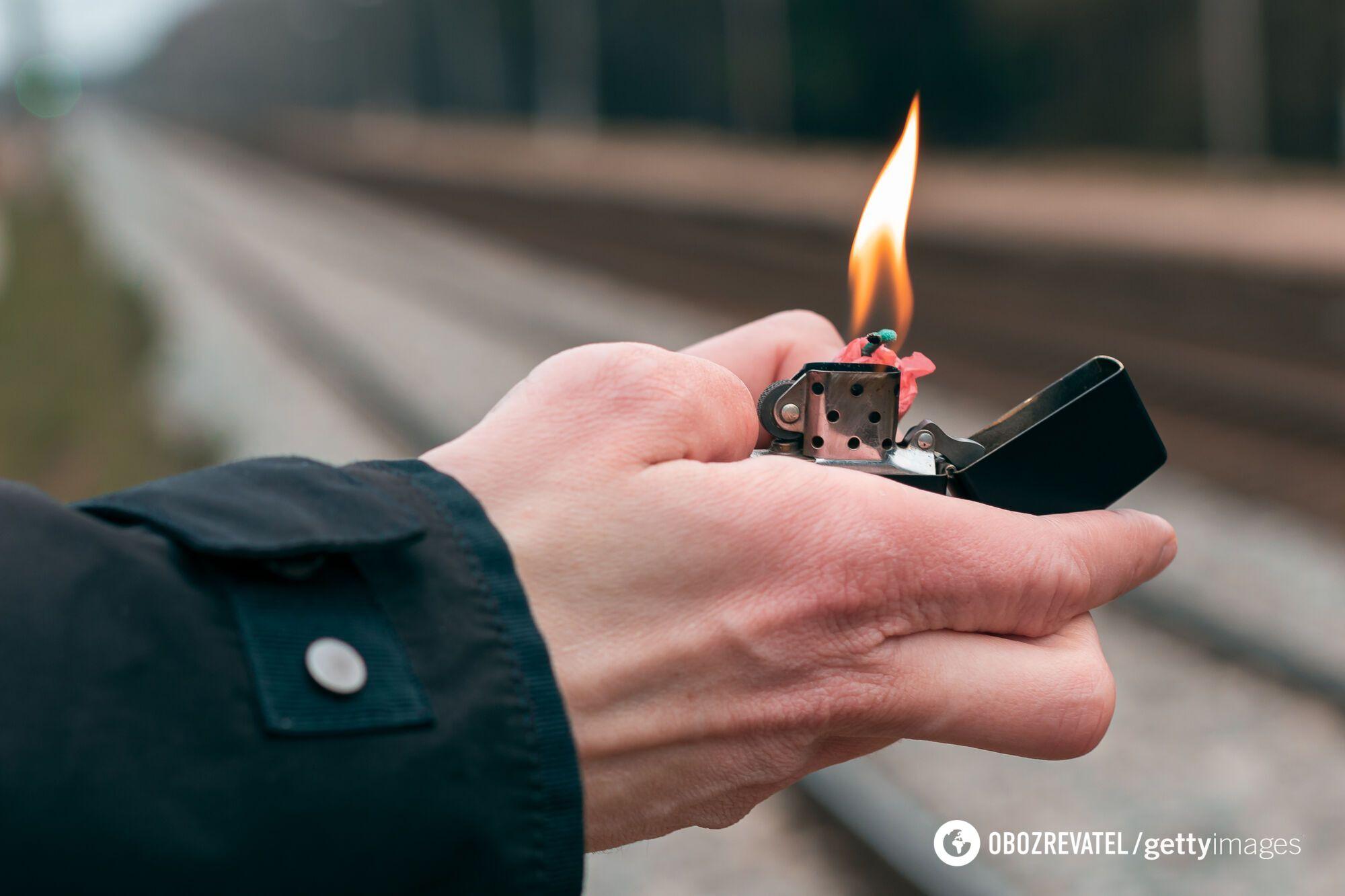 Теперь подростки вдыхают газ для зажигалок ради лайков в соцсетях