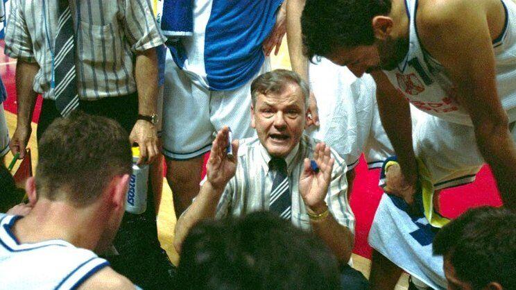 Душан Івкович привів Югославію до перемог на найбільших міжнародних змаганнях