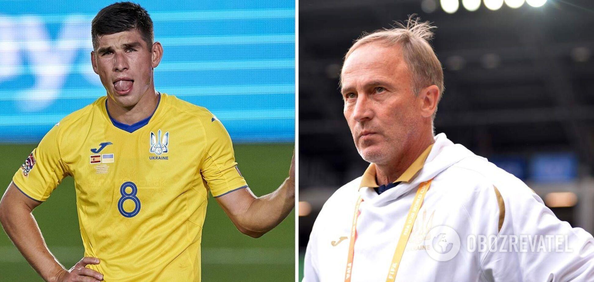 Петраков заявил, что Малиновский захотел уехать из сборной