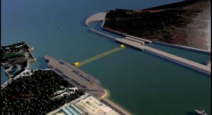 Система покликана захистити Венецію від паводку