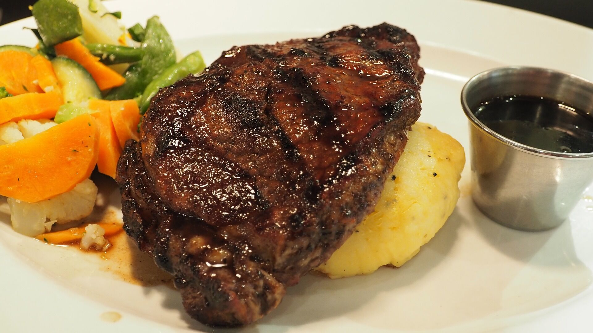 Зажаренное мясо