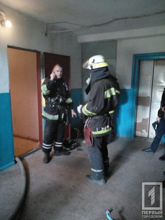 В помещении находился 52-летний мужчина