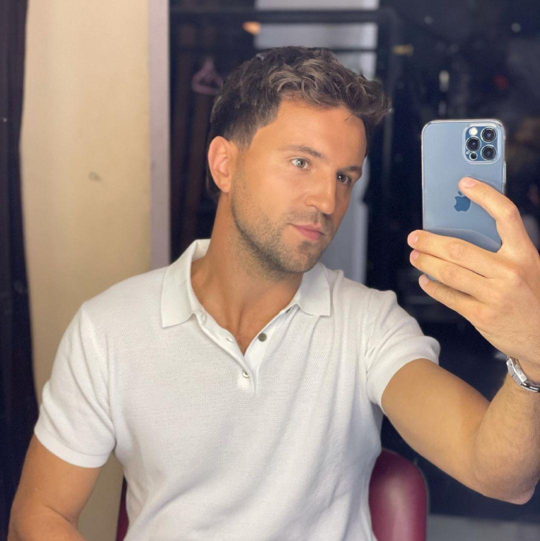 Андрей Задворный, 32 года