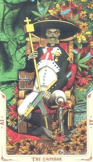 Козеріг – Імператор