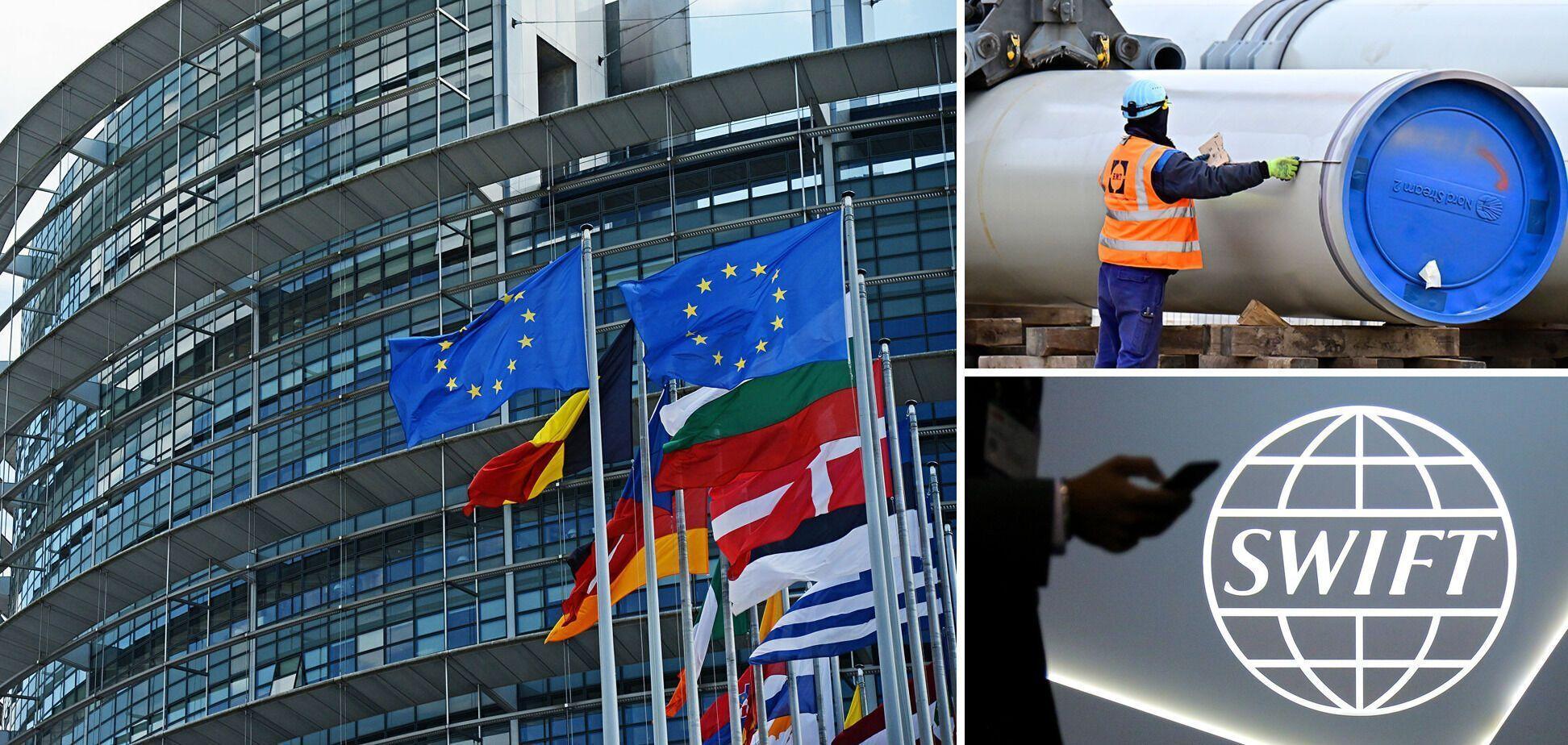 У ЄП підготували резолюцію через російську агресію в Україні