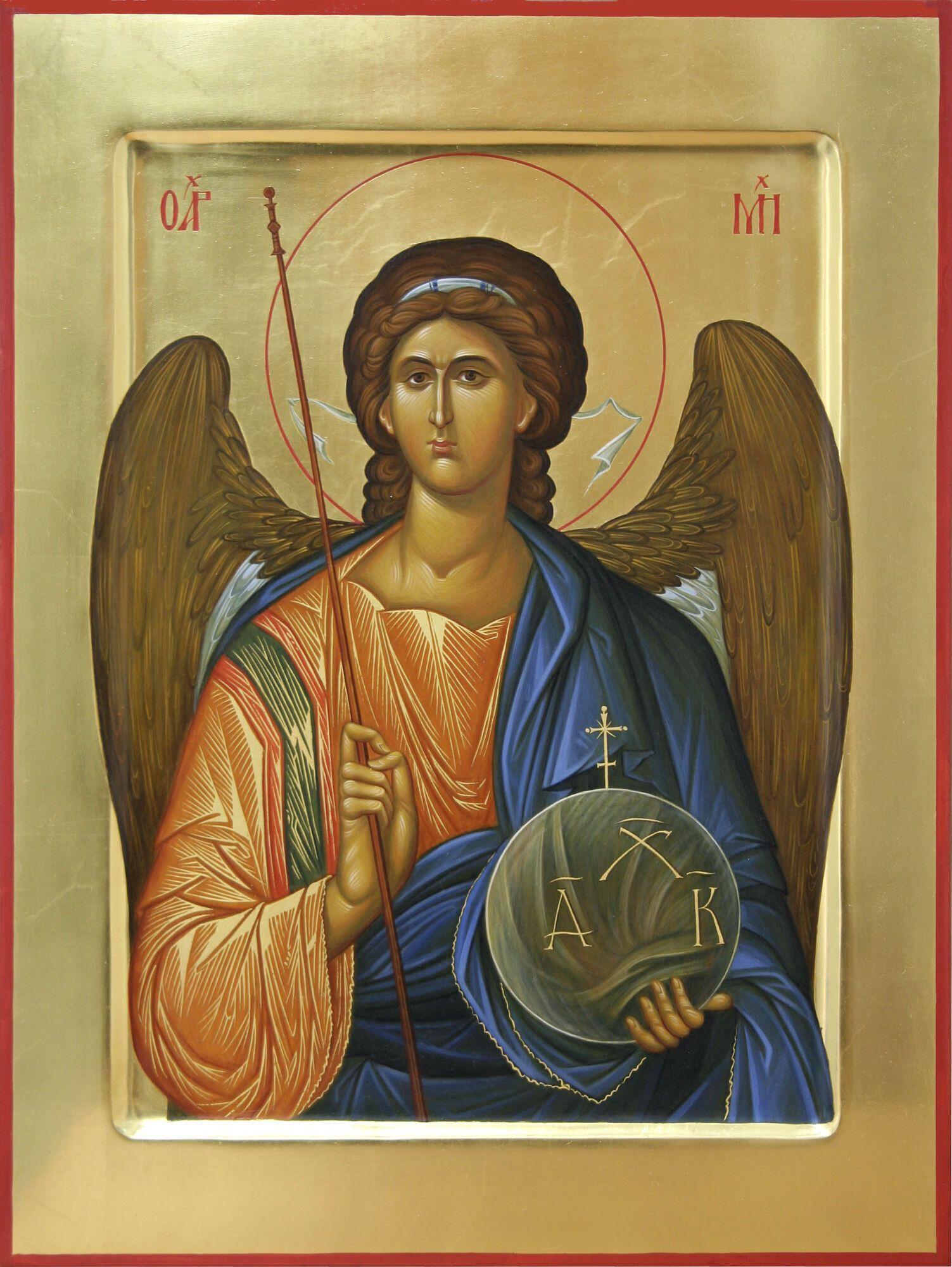 Архангел Михаил – один из главных в христианстве ангелов