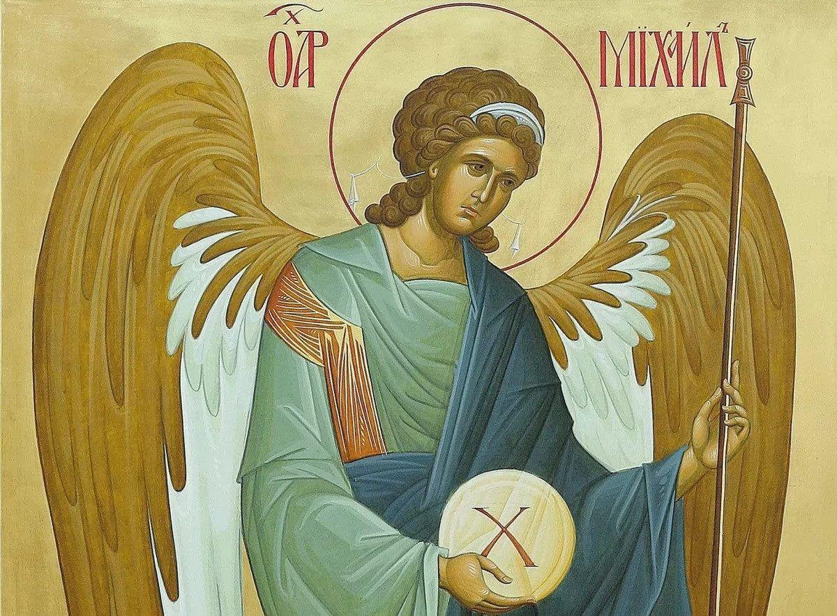 Архангел Михаил спас от язычников храм в Хонех