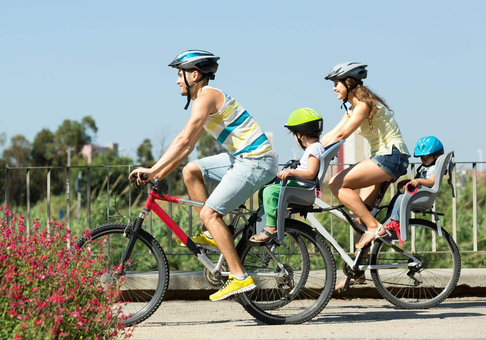 Мандрівка велосипедами подарує вашій дитині незабутні враження.