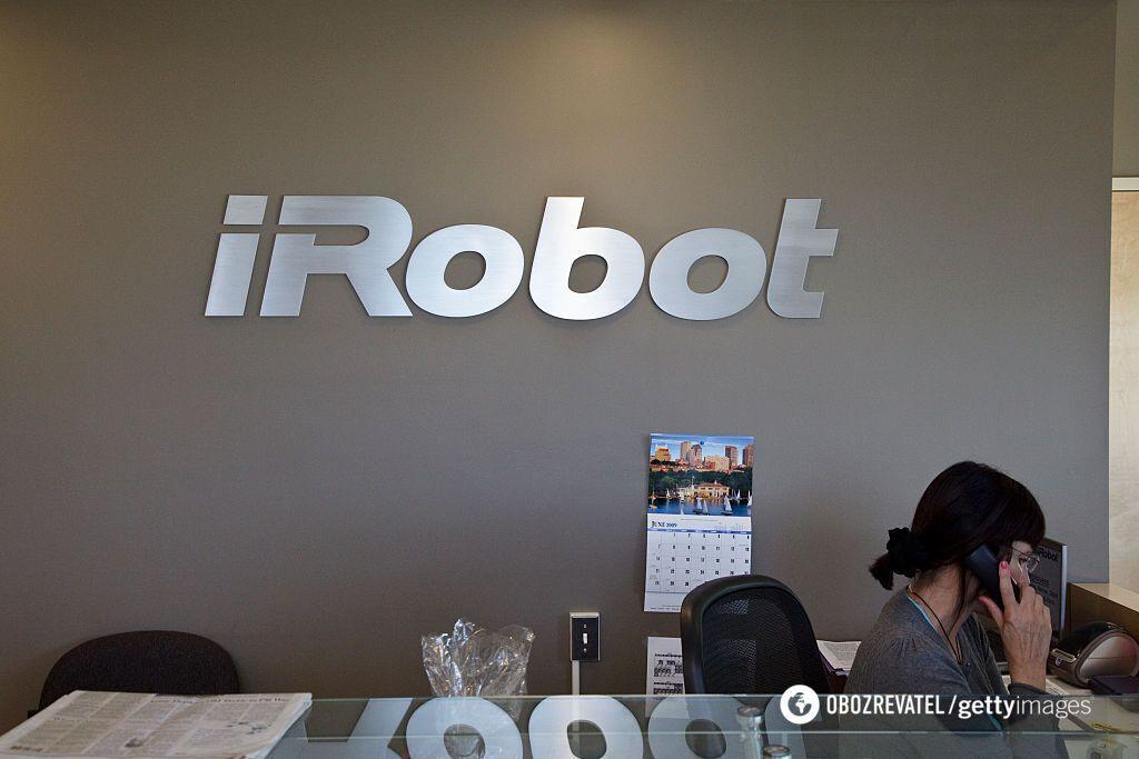 Компания iRobot
