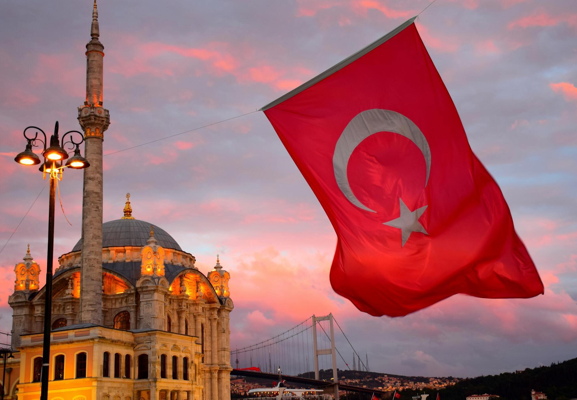 Стамбул – найбільше місто Туреччини та Європи.
