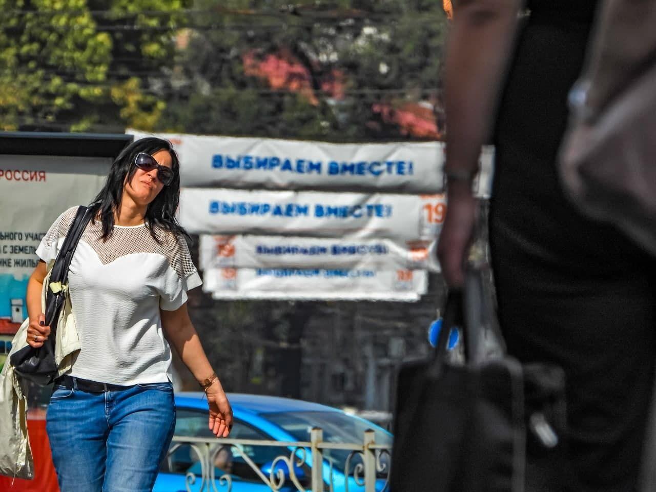 """В Крыму открылось более 1,1 тыс. """"избирательных участков"""""""