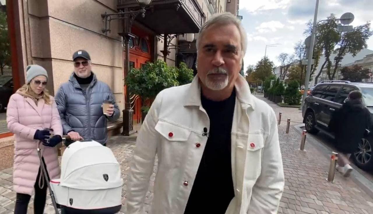 Валерий Меладзе рассказал о том, что подарил жене.