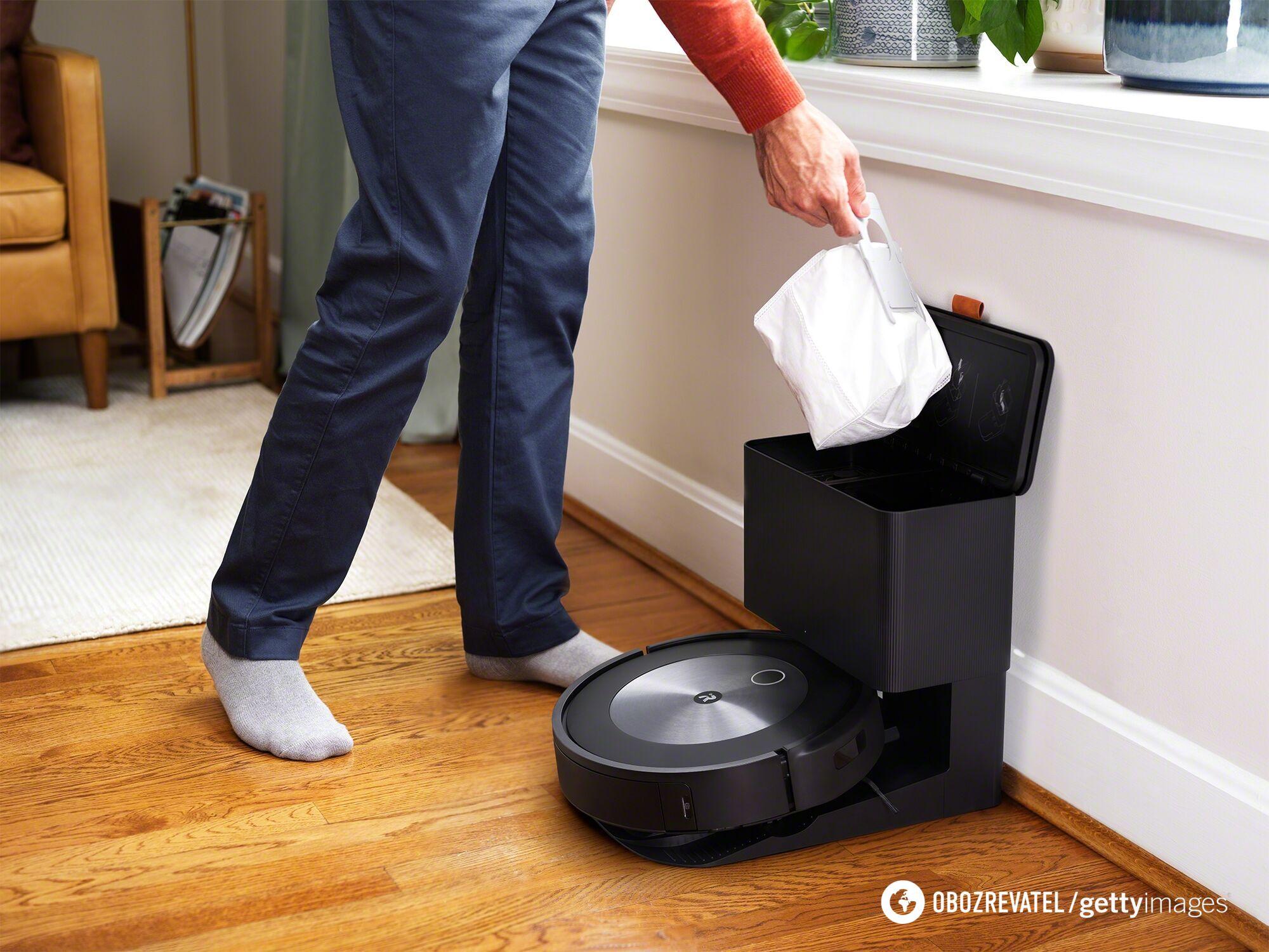 Робот-пылесос Roomba j7