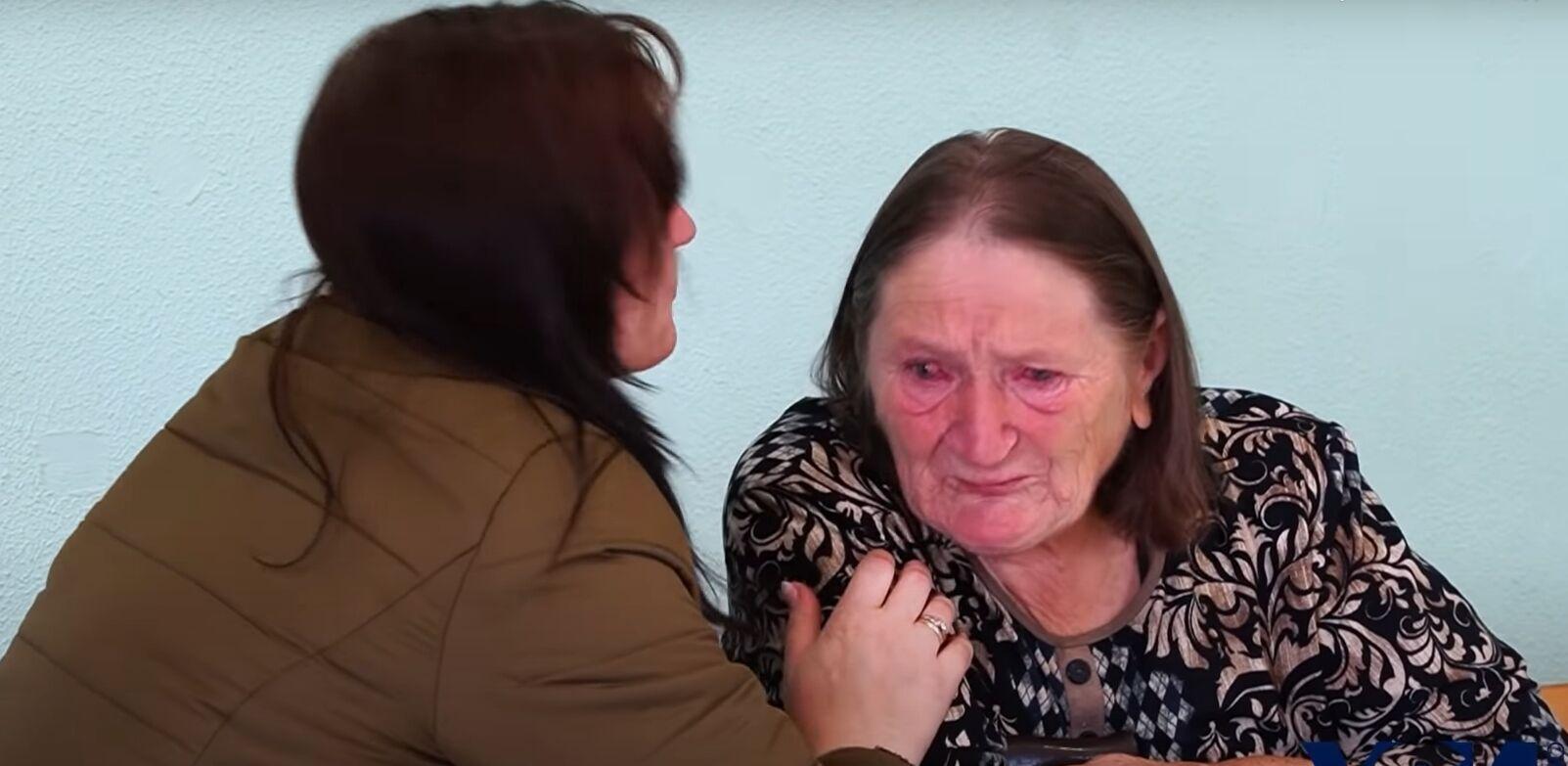 Татьяна Присяжная больше 20 лет жила на улице и просила у людей на хлеб