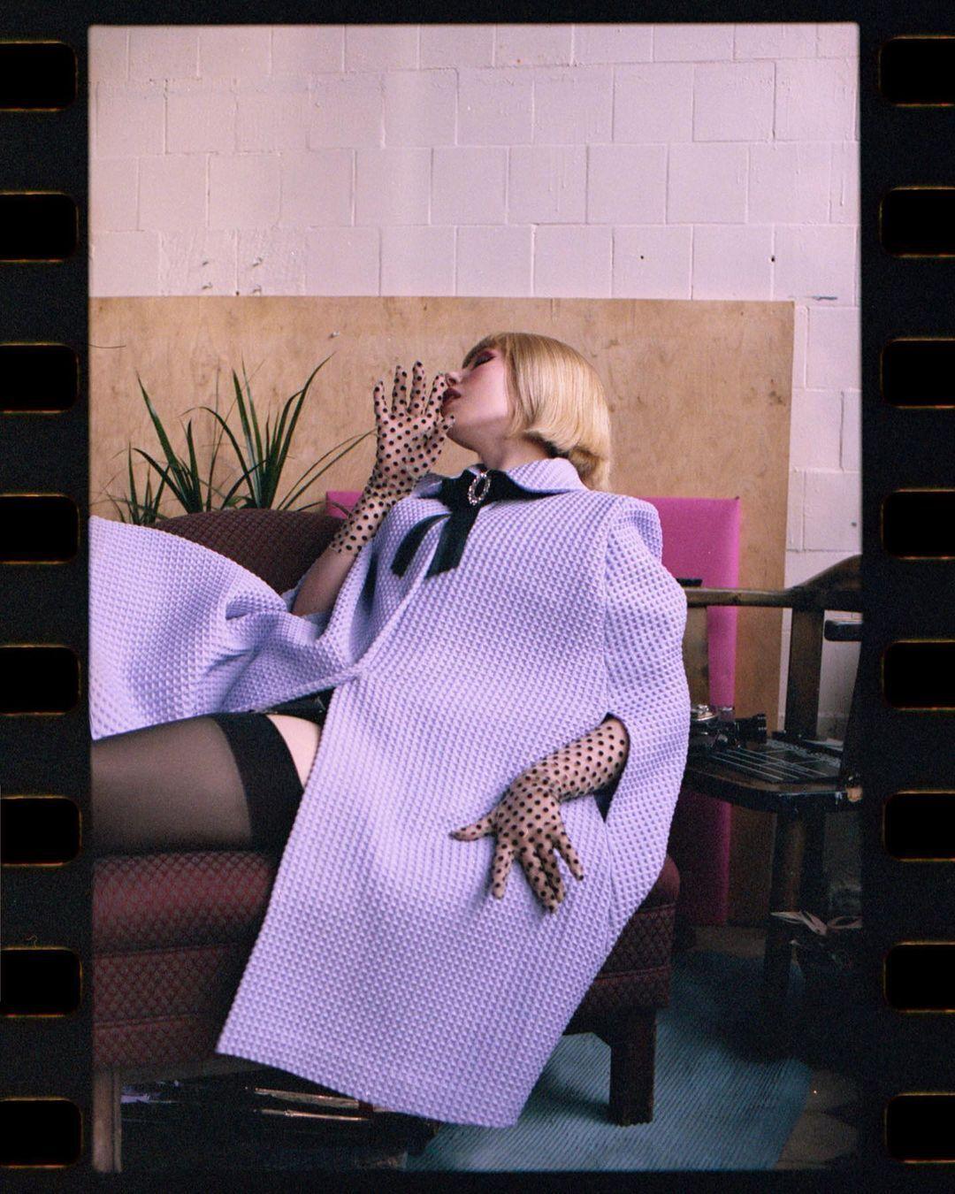 Соня Плакидюк в сексуальной фотосессии