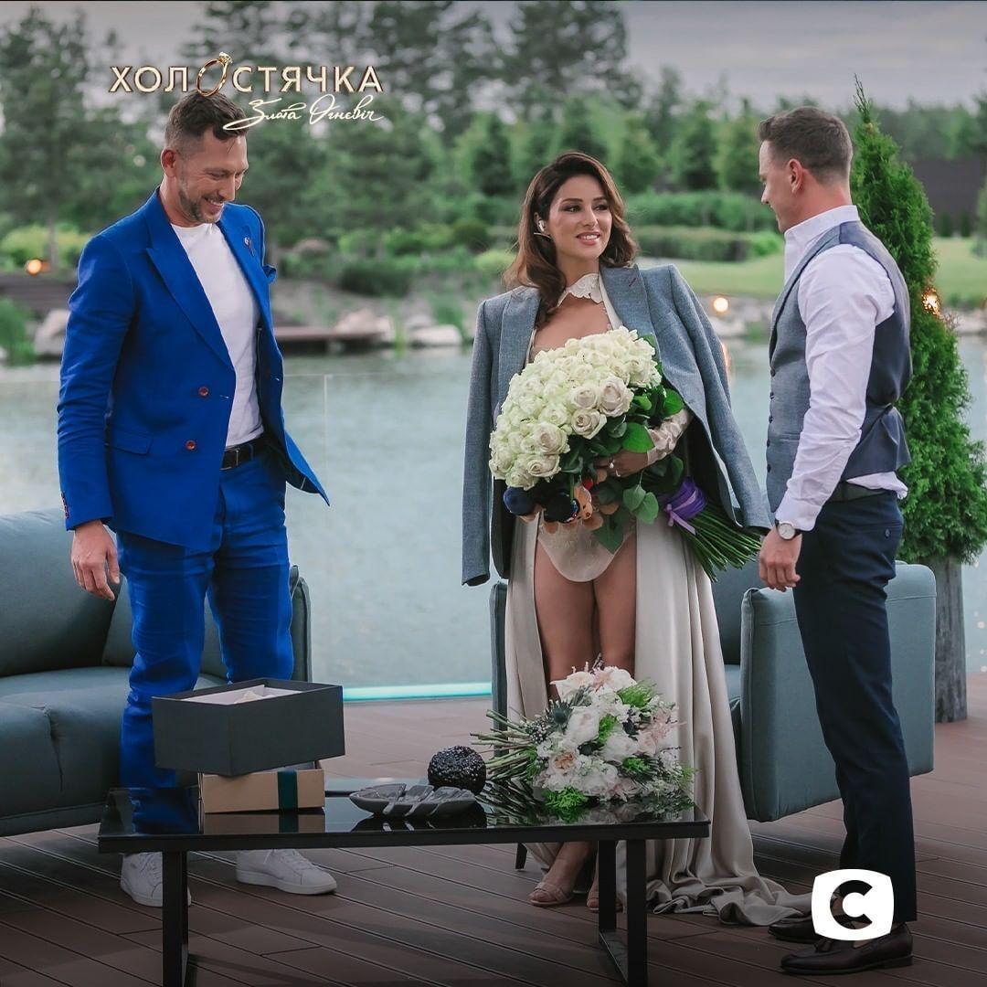 """Злата Огнєвіч у шоу """"Холостячка 2"""""""
