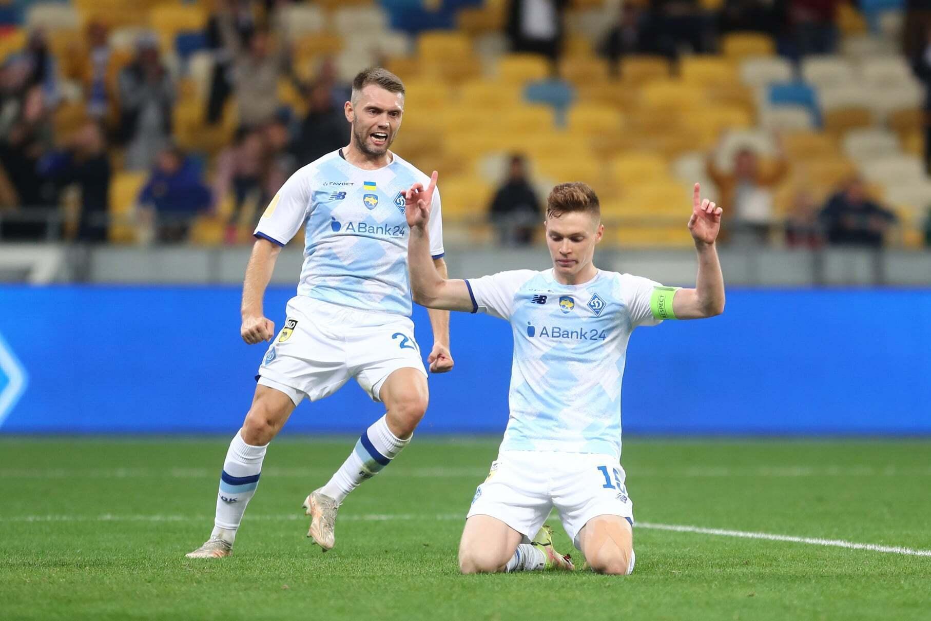 Победный гол забил Цыганков