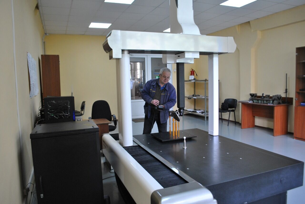 Украинский завод поучаствует в подготовке космической миссии