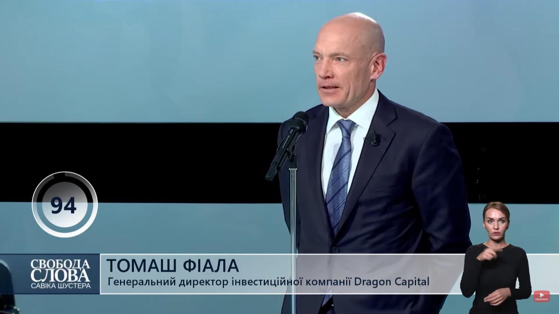 """Томаш Фиала на """"Свободе слова"""""""