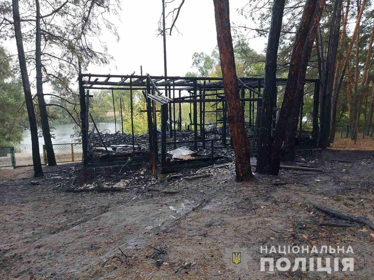 У момент загоряння в будинку перебувало 10 осіб