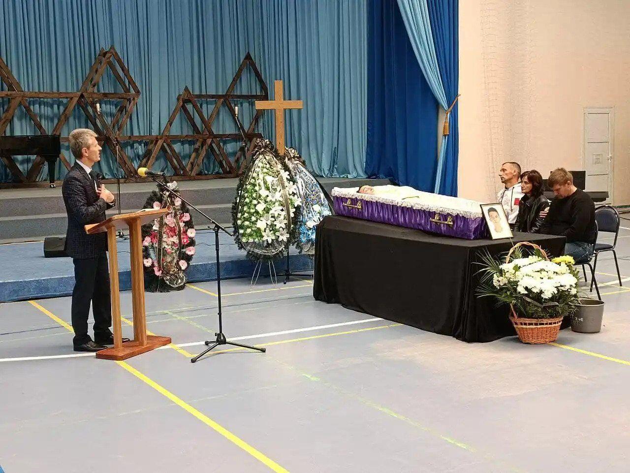 Похорон 19-річного студента відбувся 16 вересня