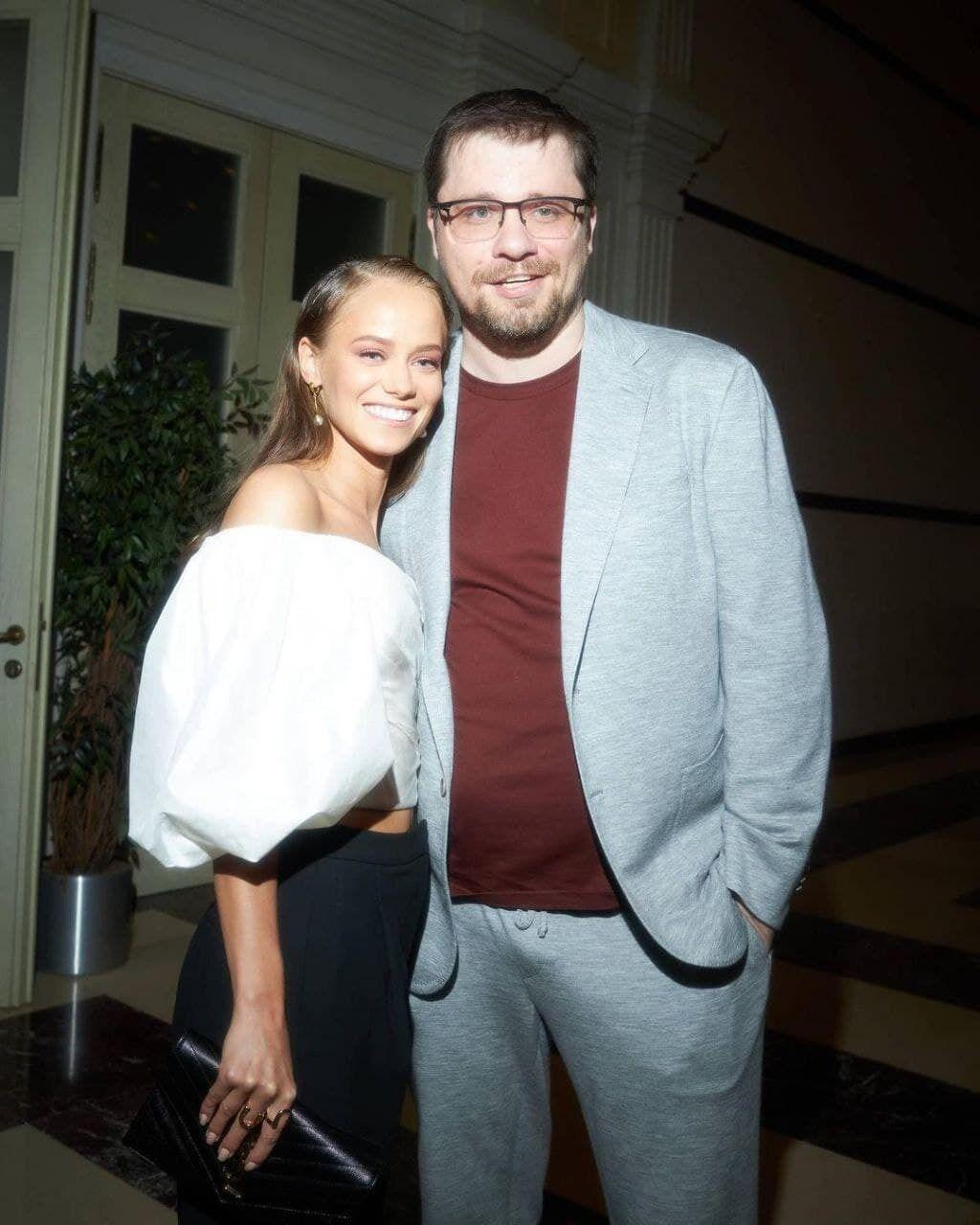 Гарік Харламов і Катерина Ковальчук