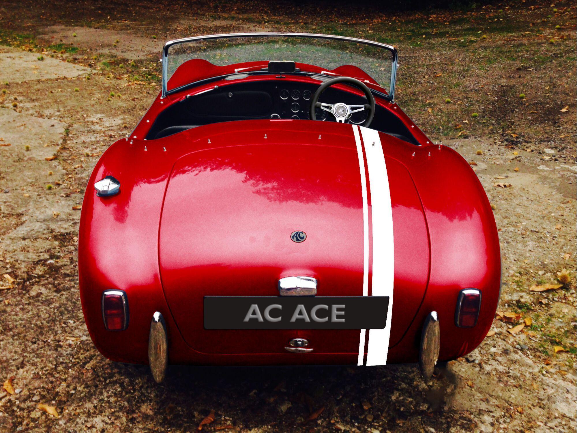 Первые родстеры AC Ace RS отправятся к покупателям в будущем году