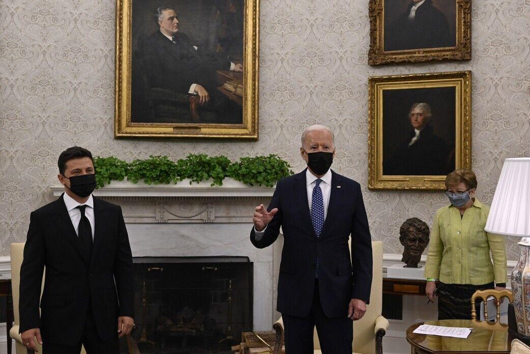 Спілкування двох президентів