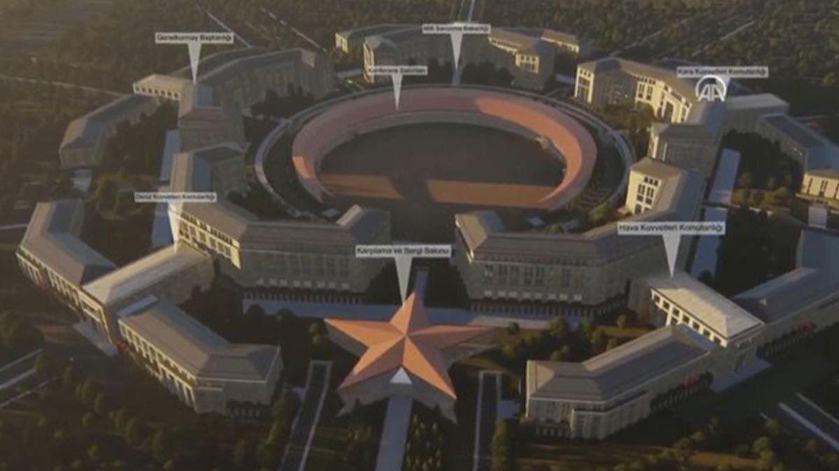 Там хотят построить здания в форме полумесяца и звезды