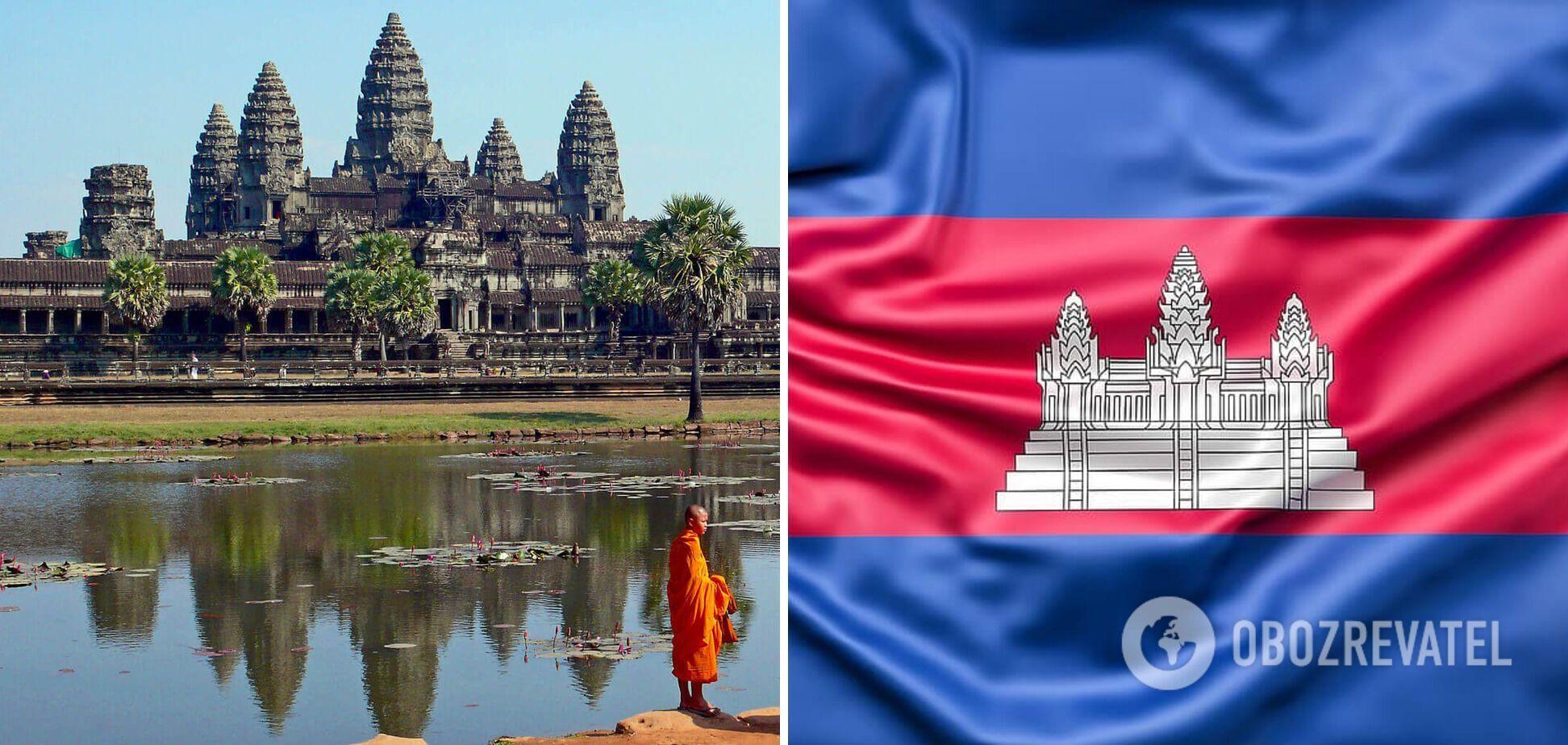 Королевство Камбоджа