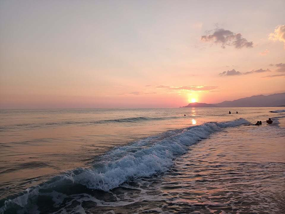 Морские пейзажи Махмутлара завораживают.