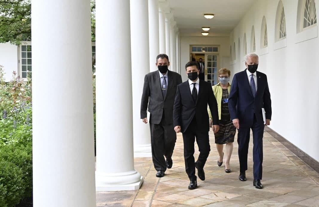 Візит глави України до Вашингтона