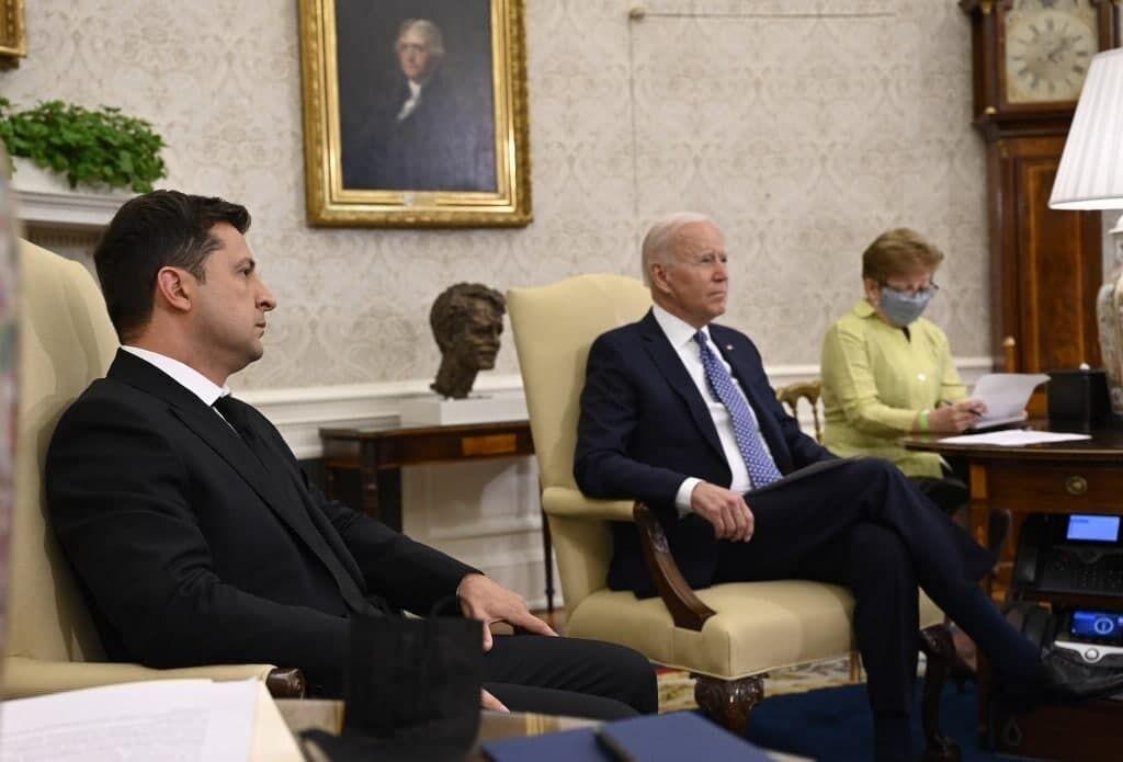 Українську делегацію прийняли в Білому домі