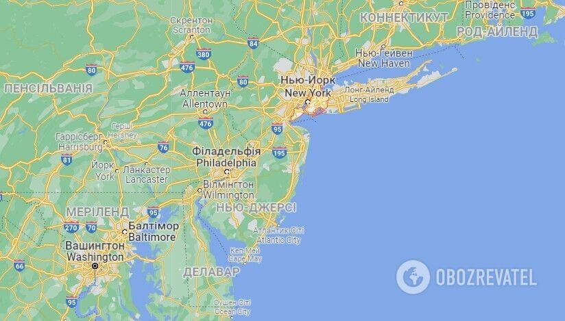 Проливні дощі затопили кілька штатів США