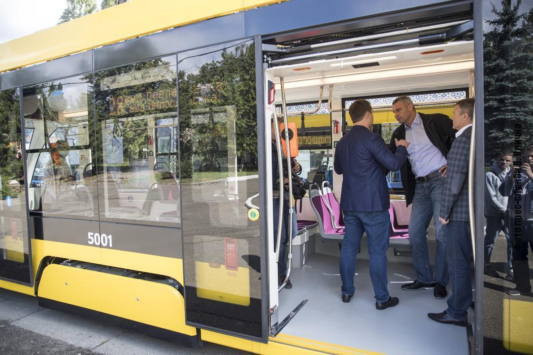 Всего на обновление трамвайного парка Киев получит 24,9 млн евро кредита.