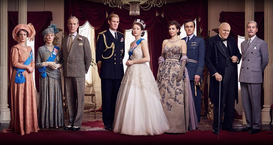 """У серіалі """"Корона"""" знімалися зірки британського кіно"""