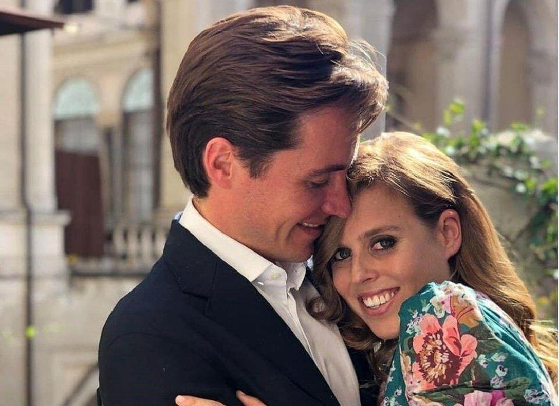 26 сентября 2019 года было официально объявлено о помолвке Беатрис с итальянским аристократом