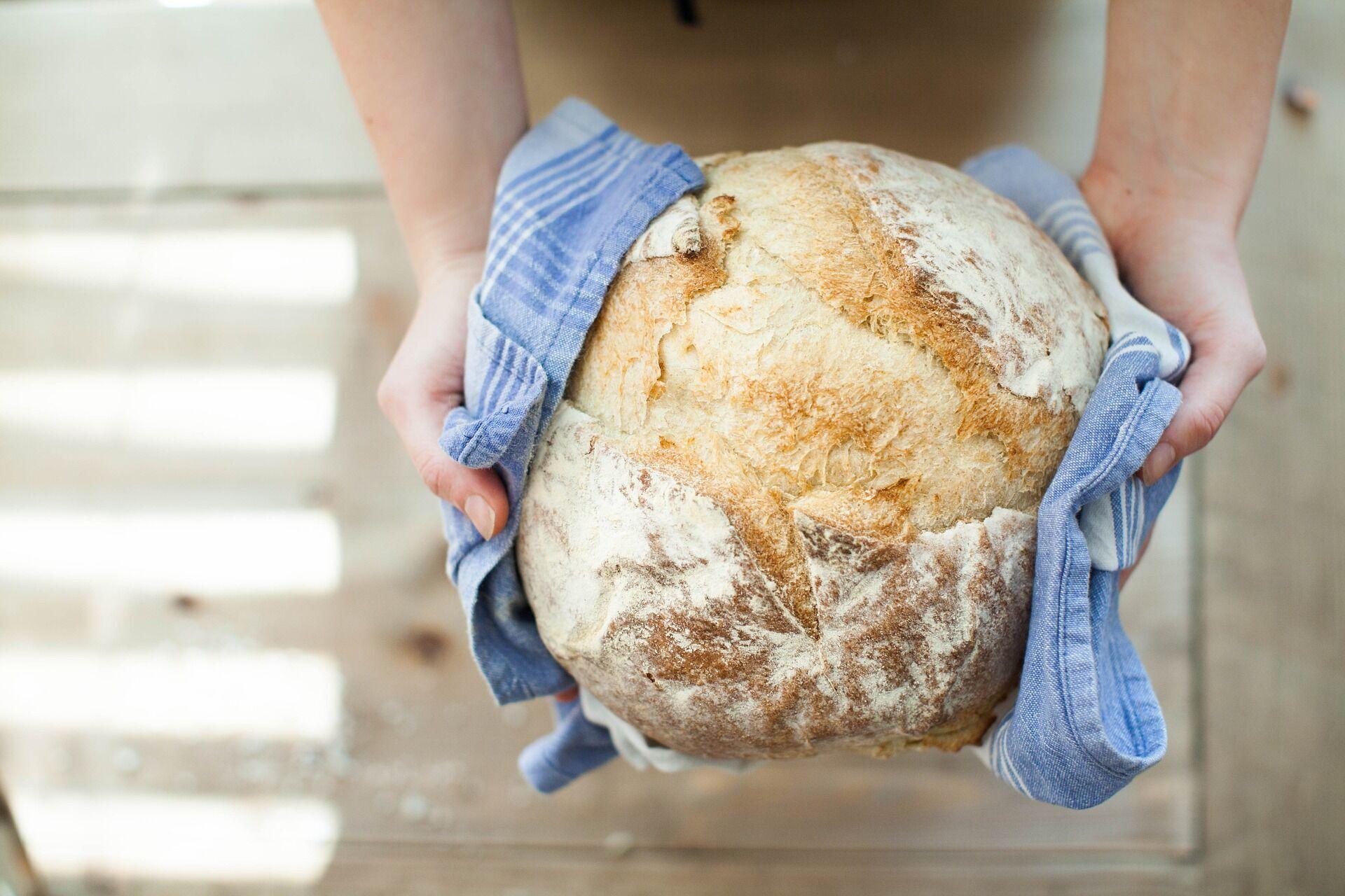 На Різдво Пресвятої Богородиці господині випікають хліб