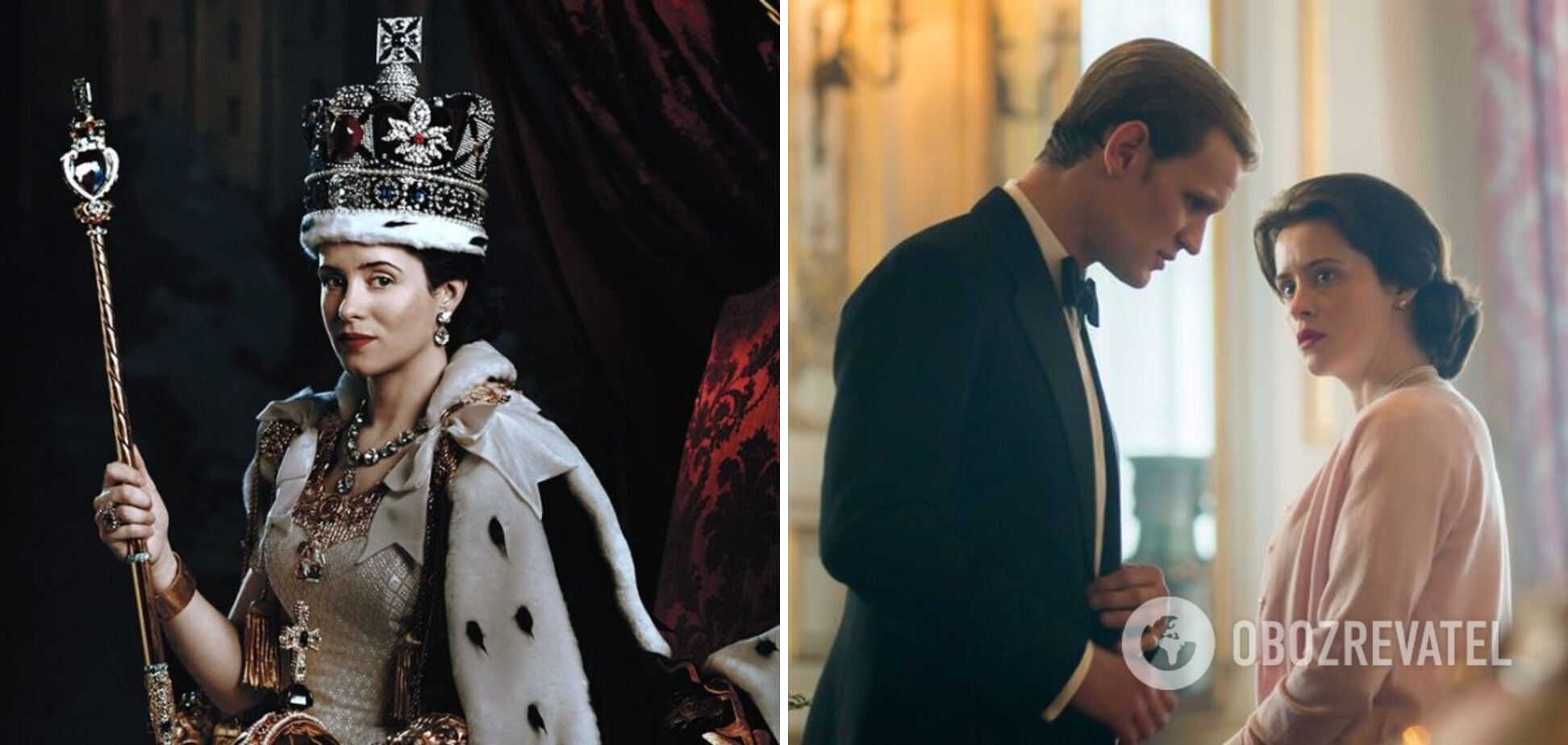 У 2 сезоні Єлизавета II намагається зберегти монархію