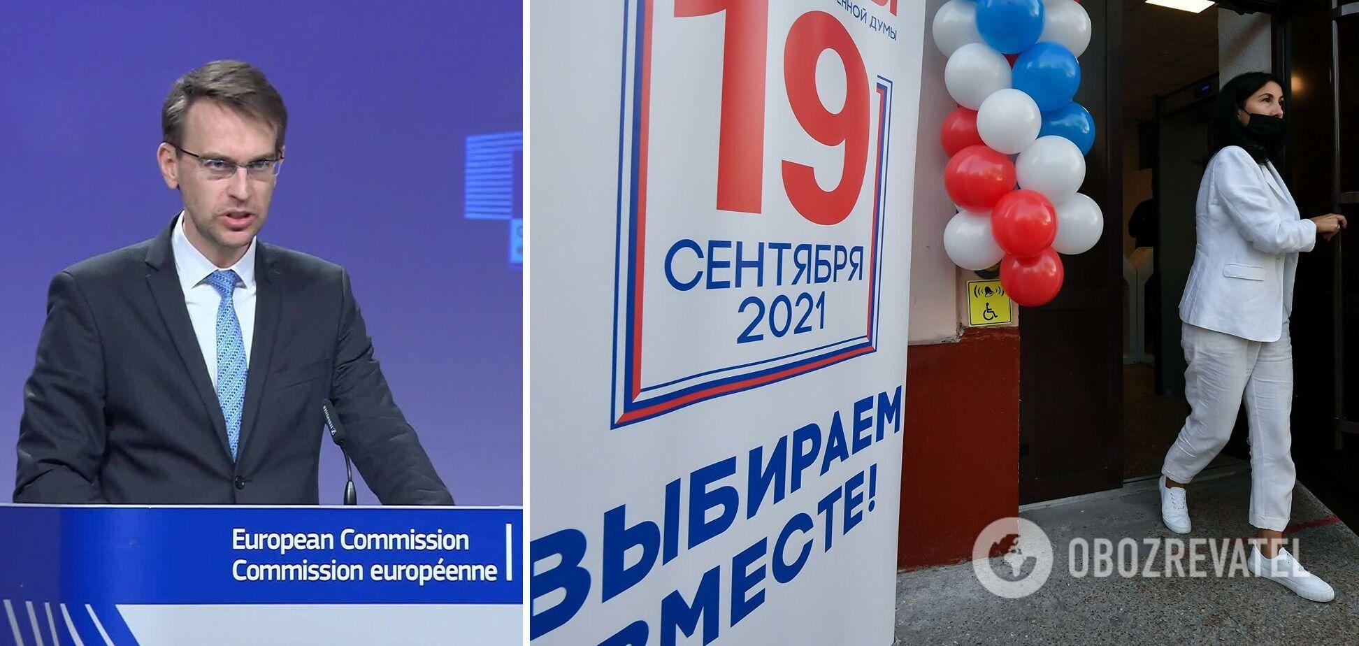 Петер Стано заявив про порушення на виборах в Держдуму РФ