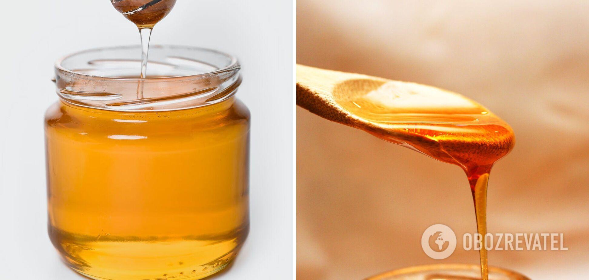 Не можна зберігати в холодильнику – мед