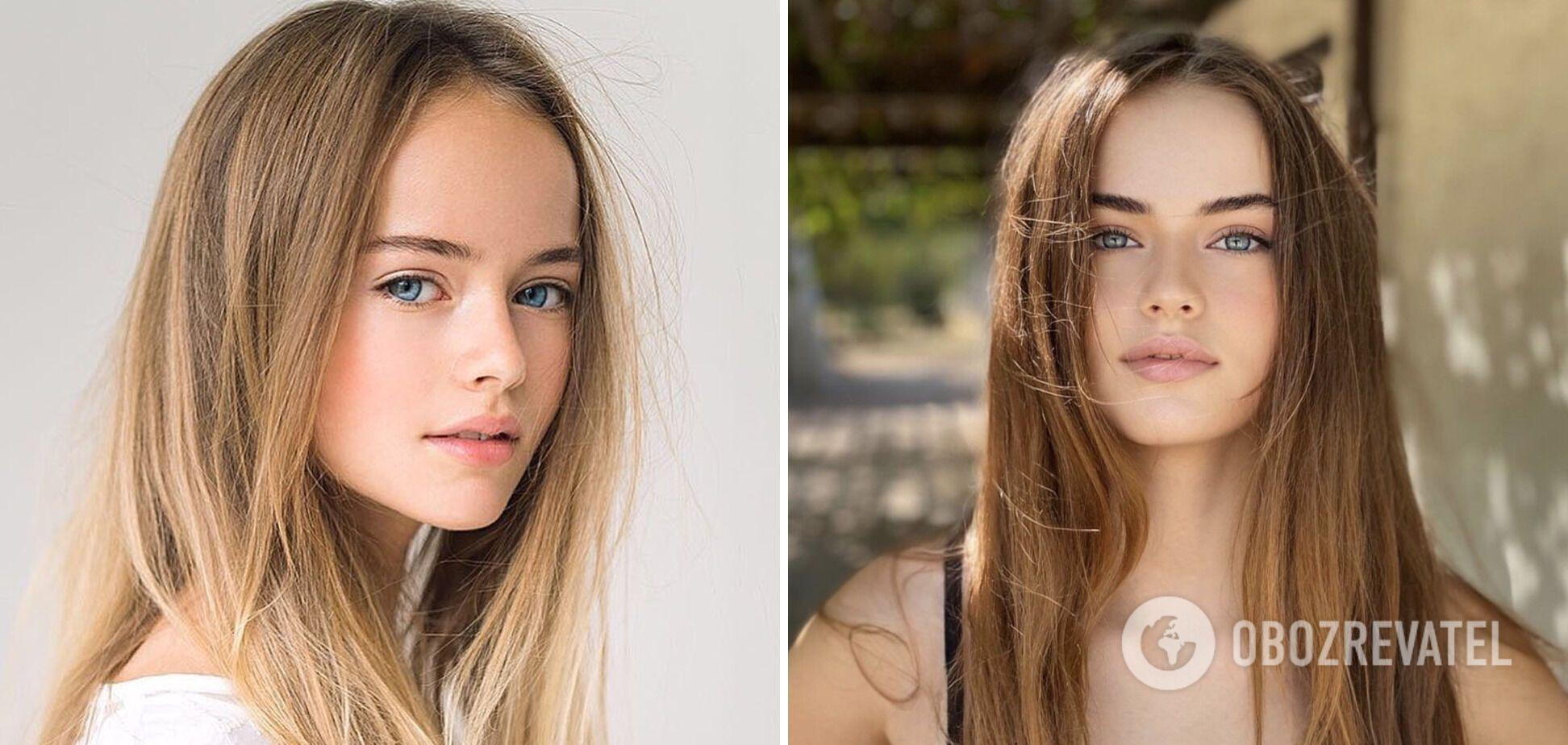 Російська модель Христина Піментова знімалась в кіно.