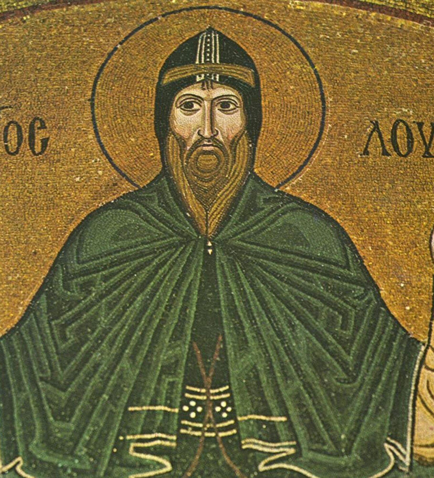 Лука Глибокоріченський – святий 10-го століття