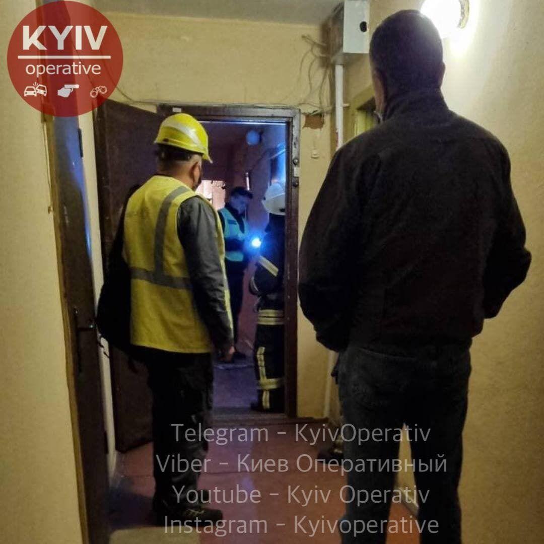 У Києві чоловік погрожував підірвати будинок
