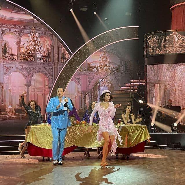 Денис Самсон и Александра Машлятина не впечатлили жюри.