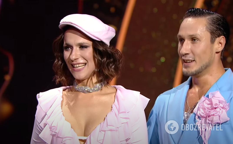 В шоу Машлятина заменила Оруджеву.